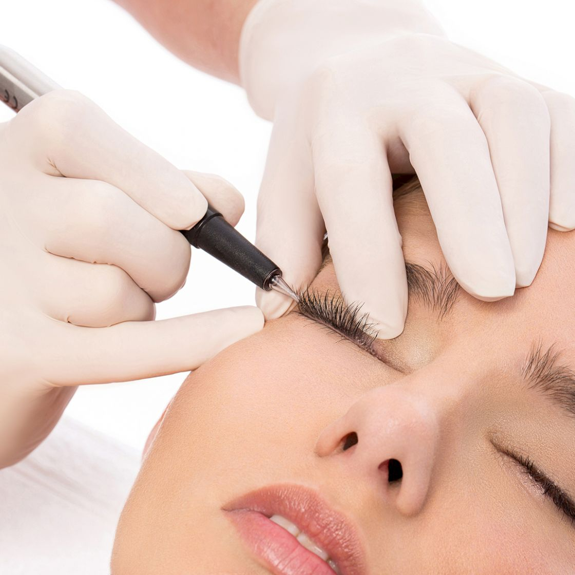 Permanent Makeup And Semi